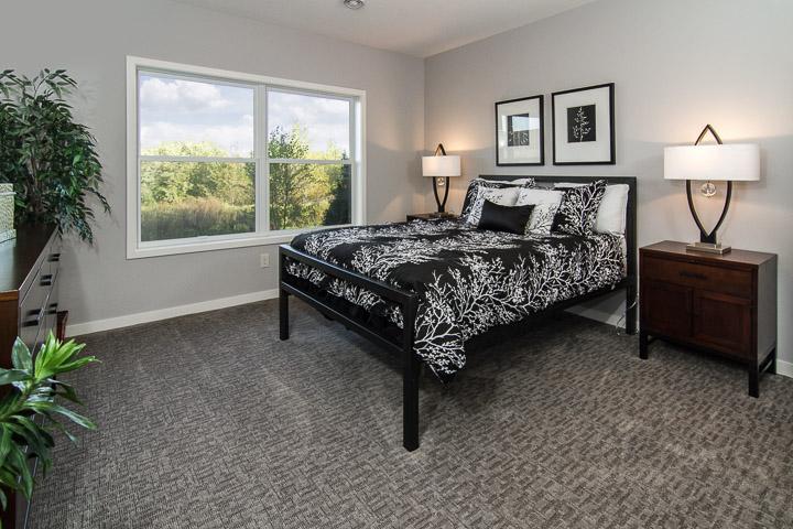 26 Walkout Level Bedroom